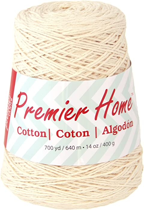 The Best Premier Home Cotton Yarn Red