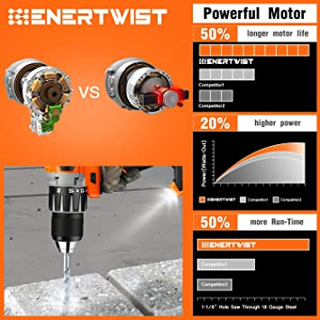 ENERTWIST ET-CD-20BL featured image 4
