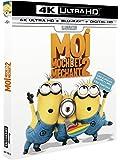 Moi, moche et méchant 2 4K [Blu-ray] [4K Ultra HD + Blu-ray + Digital HD]