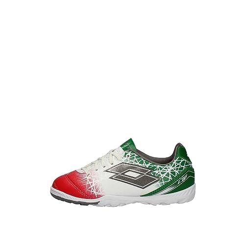 Lotto Lzg 700 X TF Jr, Zapatillas de Fútbol Sala Unisex Niños: Amazon.es: Zapatos y complementos