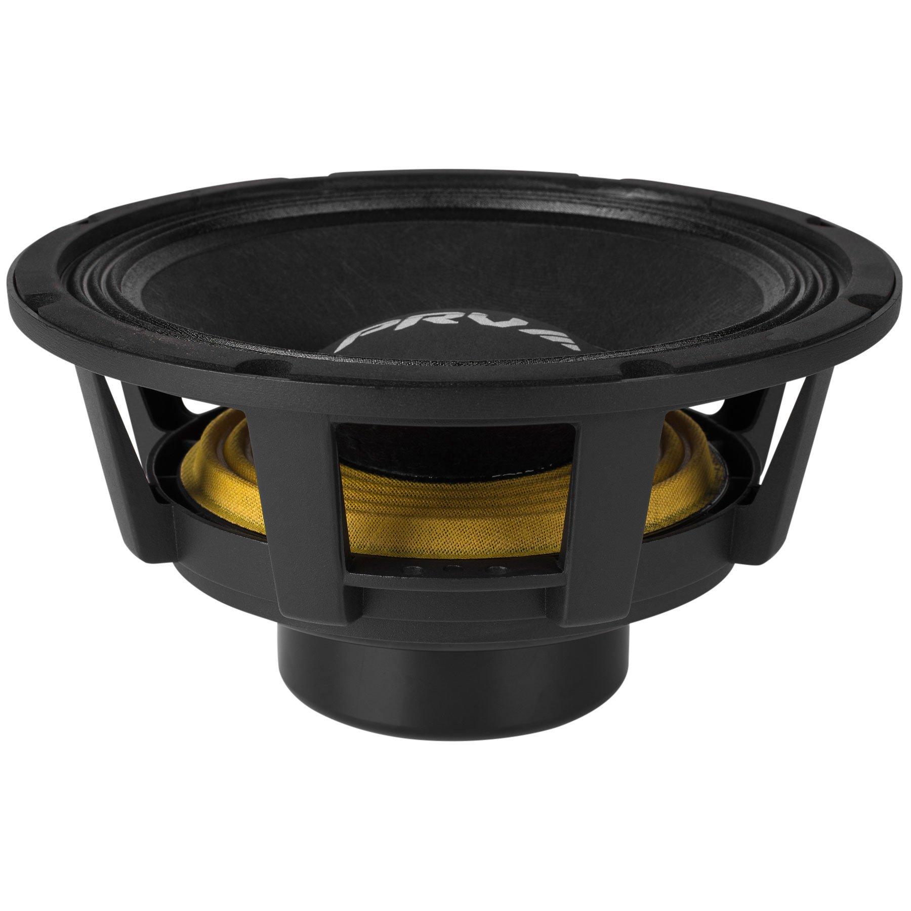 PRV Audio 10MR1003-NDY 10'' Neodymium Professional Midbass 8 Ohm