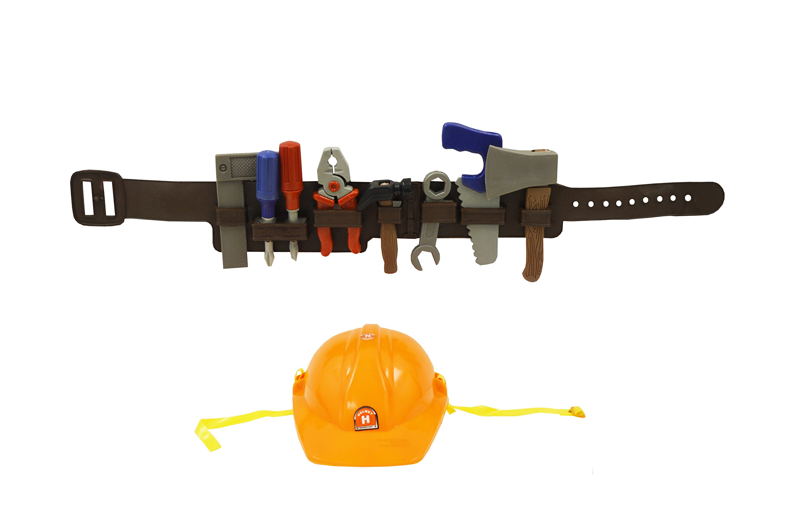 LITTLE HANDYMAN TOY TOOL BELT WITH ACCESORIES