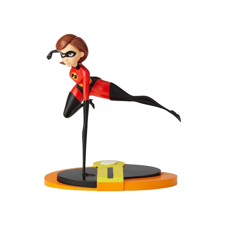 Enesco 6002175 Grand Jester Studios Figure Featuring Helen Parr aka Elastigirl from Incredibles 2 Vinyl Figurine 8.75 Multicolor