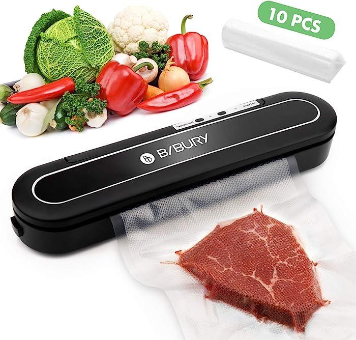 Top 9 Mini Vacuum Food Sealer
