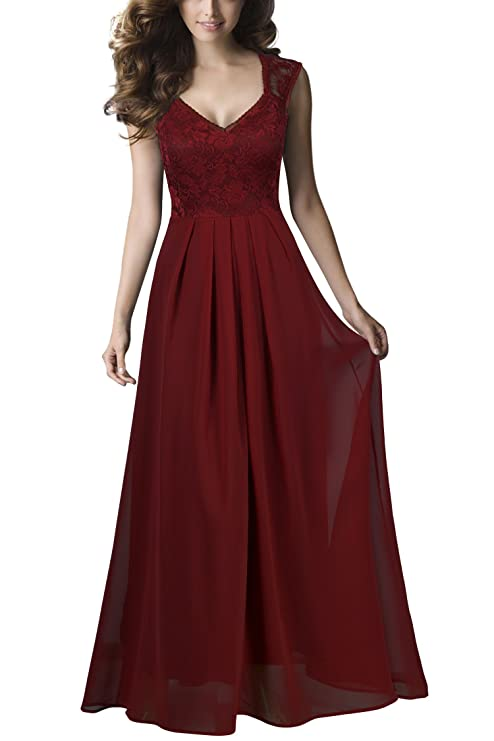 Review REPHYLLIS Women Sexy Vintage Party Wedding Bridesmaid Formal Cocktail Dress