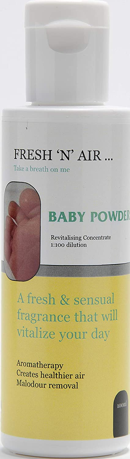 BABY POWDER FRAGRANCE ESSENCE (100ML) FOR AIR PURIFIER - FRESH 'N' AIR freshnair