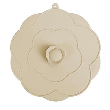TOPHOME alimentos cubre tapas se adapta a varios tamaños de tazas cuencos de succión de silicona