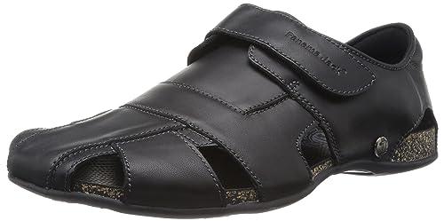 Panama Jack Fletcher, Náuticos para Hombre, Rojo (976, Black/White), 46 EU: Amazon.es: Zapatos y complementos
