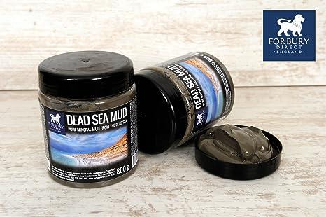 Original Mar Muerto barro – 800 G (barro Mineral) | Tratamiento para cara y