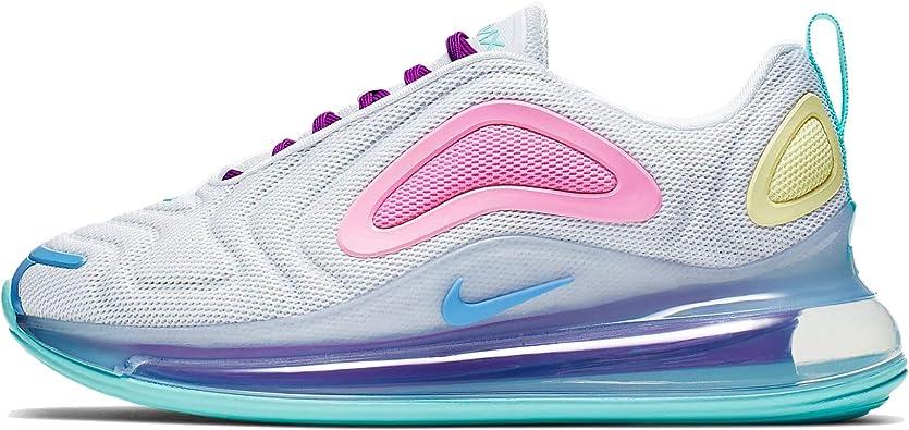 Nike Air Max 720 Chaussures pour Femme, Blanc (White/Light ...