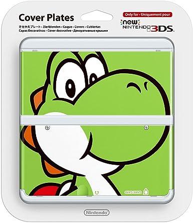 Nintendo - Cubierta Yoshi (New Nintendo 3Ds): Amazon.es ...