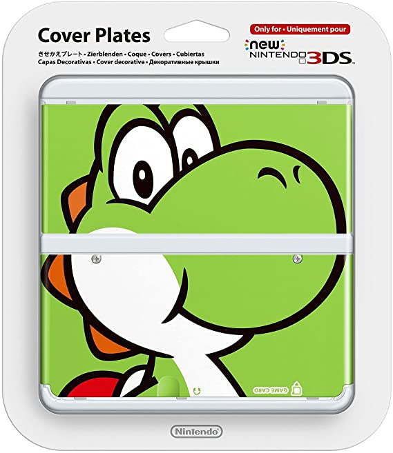 Nintendo - Cubierta Yoshi (New Nintendo 3Ds): Amazon.es ...