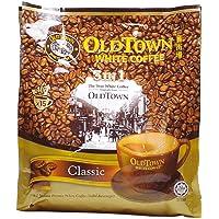 OLD TOWN 旧街场 白咖啡 马来西亚进口 3合1原味 速溶咖啡600g