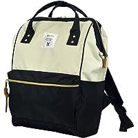 [anello] Rucksack Caps backpack AT-B0193A White × Black