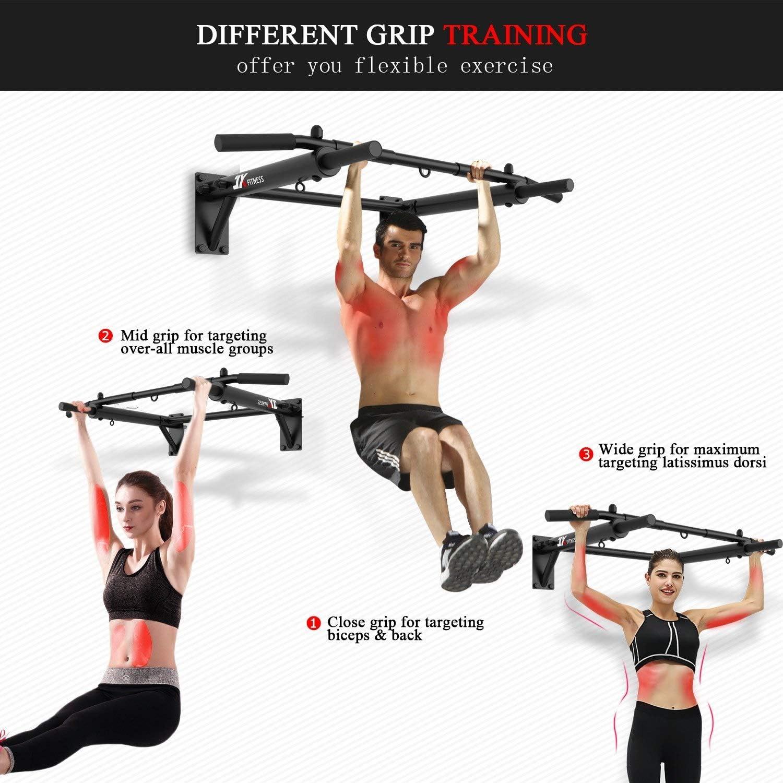 Mabstr Soporte de ejercicio Dispositivo de ejercicios Barra ...