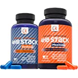 PAGG Stack Weight Loss Pills, created from 4 Hour Body by Tim Ferriss, Lose Weight and Build Muscle