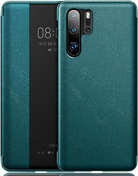 Nobrand Huawei P30 Pro Case Lmetop Slim Business Smart Elektronik