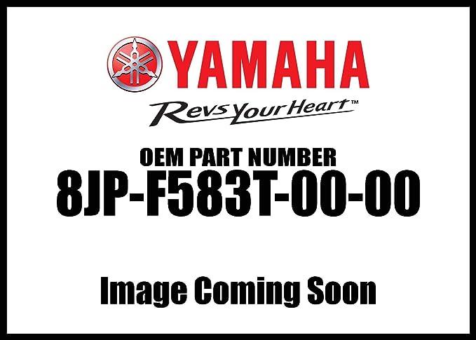 Yamaha New OEM 8JP-F583T-00-00 Master Cylinder AS 8JPF583T0000