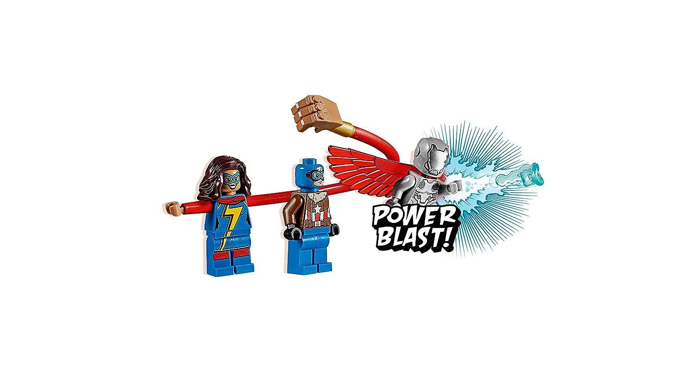 76076 LEGO Super Heroes Jet del Capit/án Am/érica
