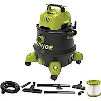 $49 » Sun Joe SWD8000 8-Gallon 1200-Watt 6.5 Peak HP Wet/Dry Shop Vacuum, HEPA…