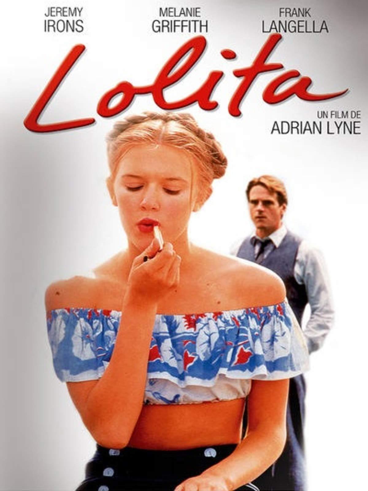 Amazon.com: Lolita: Jeremy Irons, Dominique Swain, Melanie Griffith, Adrian  Lyne