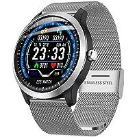 N58 Smart Watch ECG-sporthorloge ECG + PPG ECG HRV-rapport Hartslag Bloeddruktest IP67