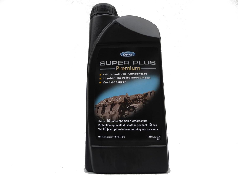 Genuine Ford Super Plus Premium Antifreeze 1 Litres 1931957