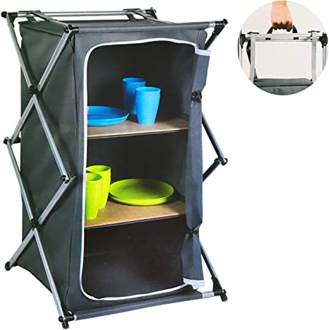 Mojawo – Armario plegable para camping, accesorios para ...