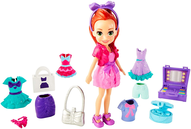 Mattel Polly Pocket Squad Style Super Pack