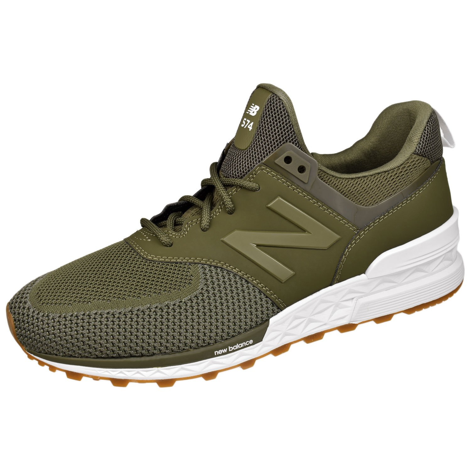 New Balance Men's MS574EMO, Triumph GR, 9 D US