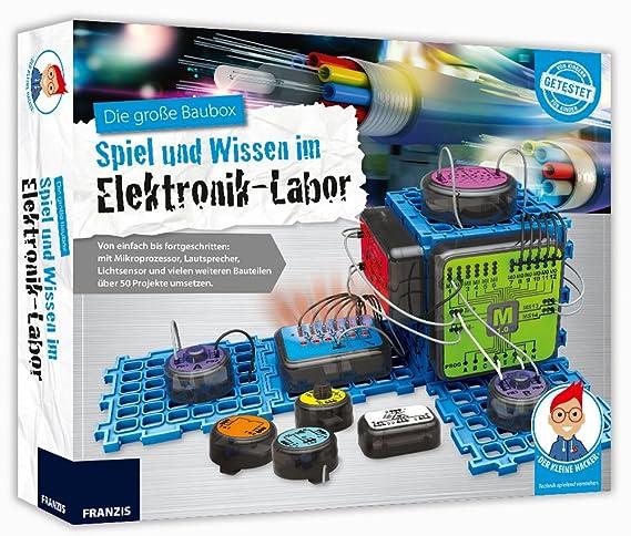 Nett Elektronische Einfache Projekte Bilder - Elektrische ...