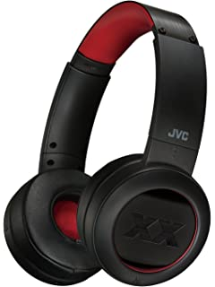JVC Bluetooth Wireless Stereo Headphone HA-XP50BT-R (RED)【Japan Domestic