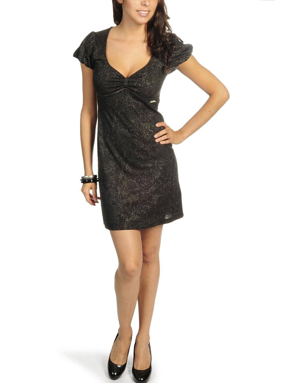 Vive Maria Women's Cut-Out Dress Black Black S