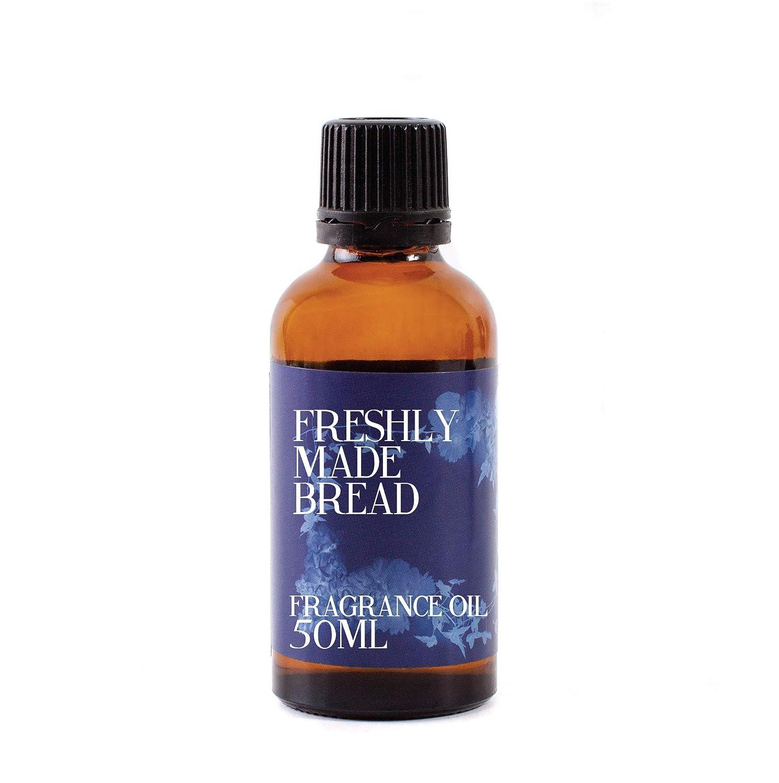 Mystic Moments   Freshly Made Bread Fragrance Oil - 50ml FO50FRESBREA