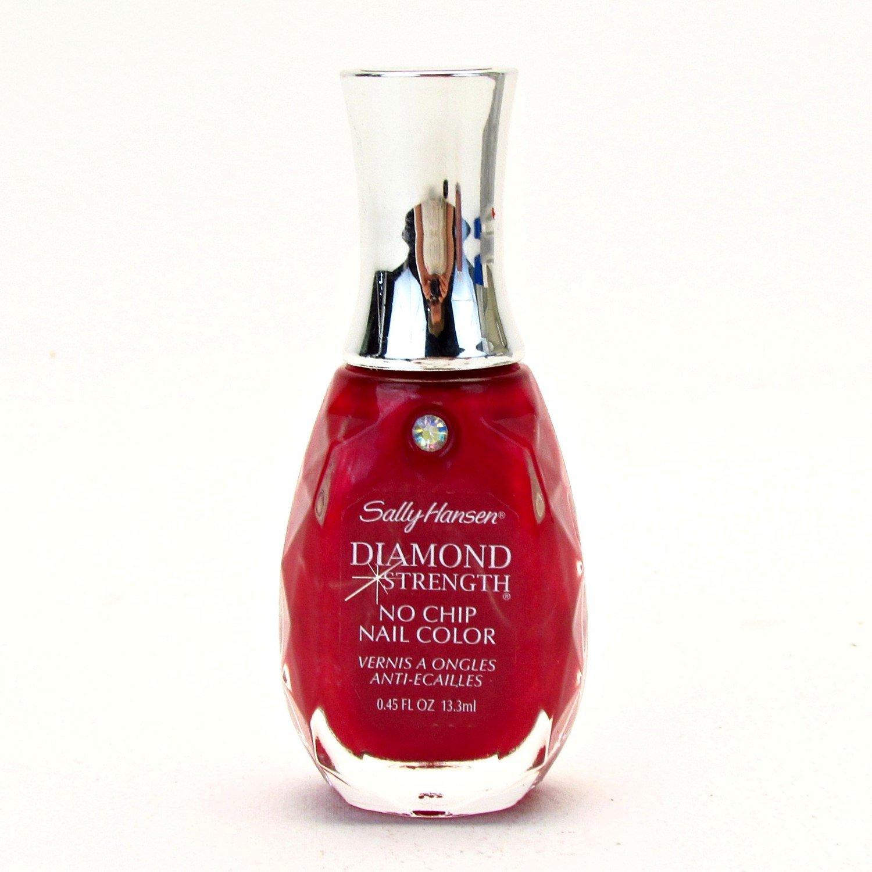 Amazon.com : Sally Hansen Diamond Strength No Chip Nail Color 360 ...