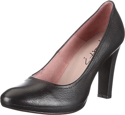 black court shoes size 6.5