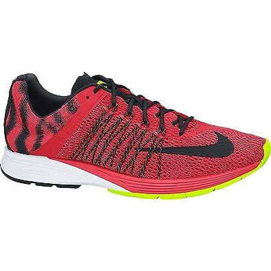 40dc6334d38a Image Unavailable. Image not available for. Color  Nike Zoom Streak 5 Laser  Crimson   Black   Volt Men s Running Shoes ...