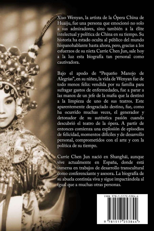 Magnolia Blanca: Amazon.es: Chen Jun, Carrie: Libros