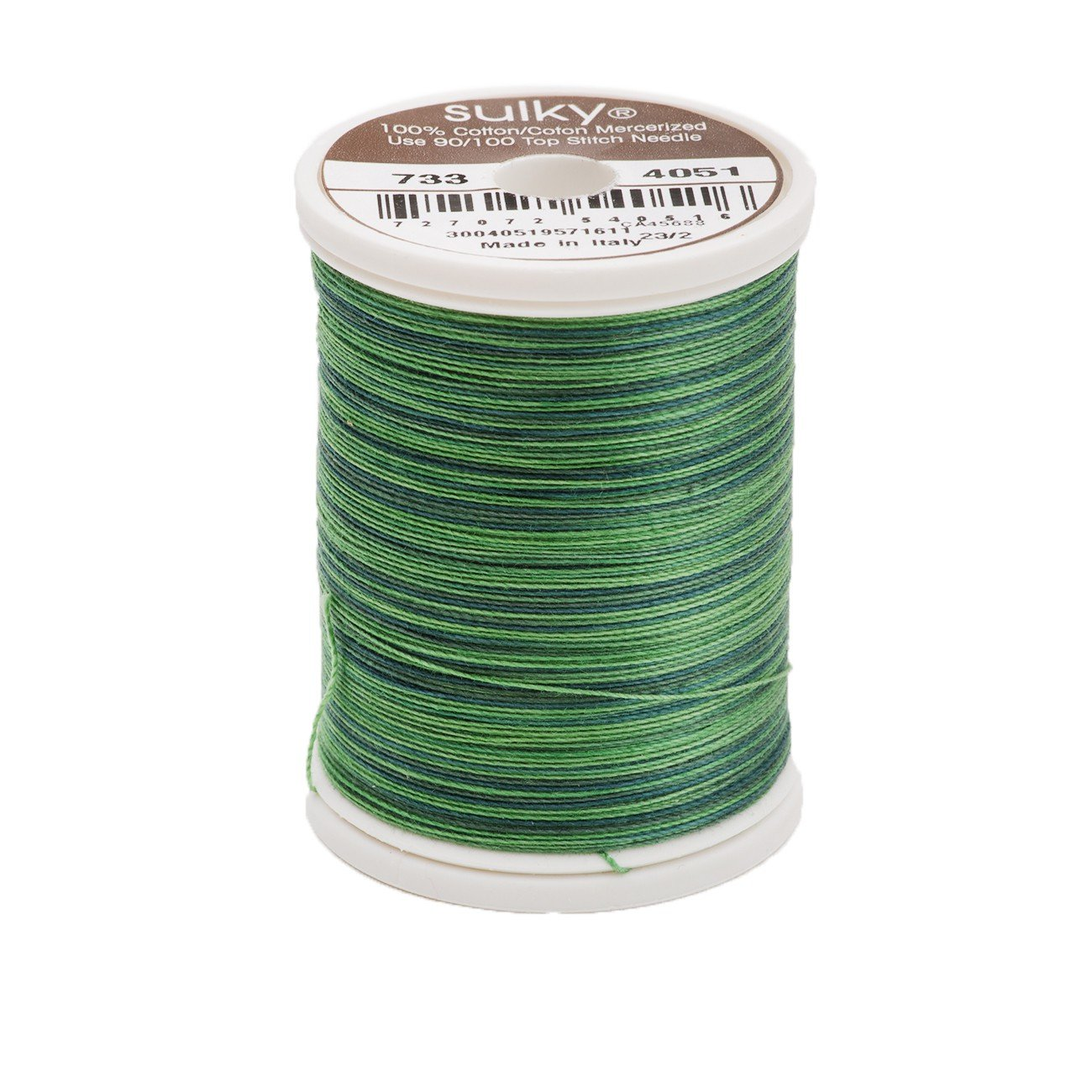 Sulky Blendables Thread for Sewing, 500-Yard, Basic Brights Notions - In Network 733-4126