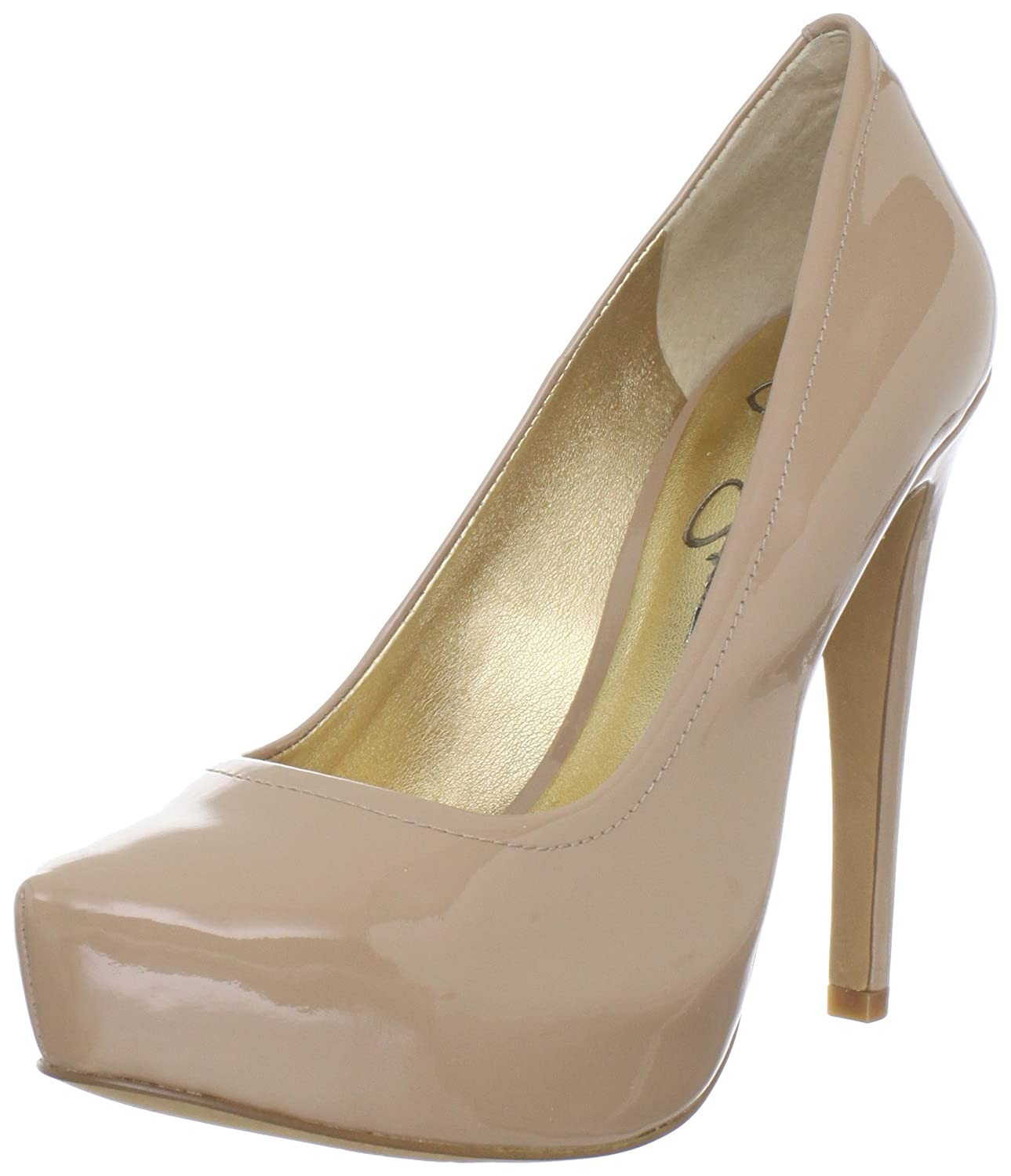 39382f9fe2c Amazon.com | Jessica Simpson Women's Francesca Platform Pump | Pumps