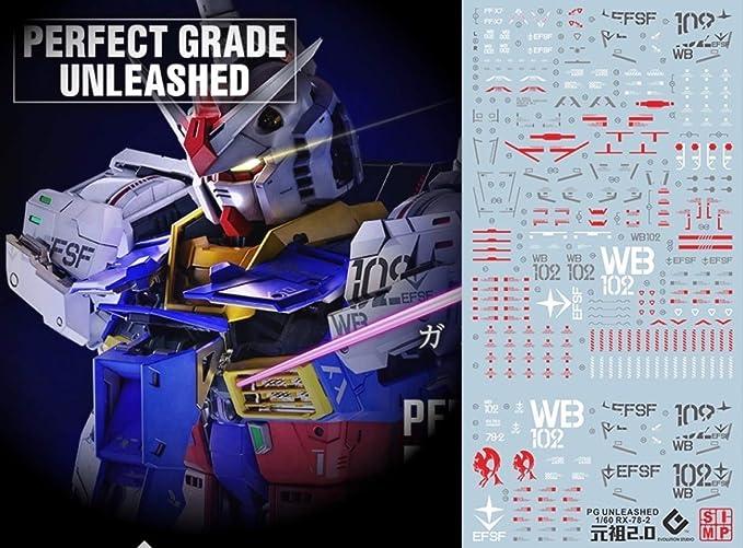 78 2 ガンダム pg 1 unleashed rx 60
