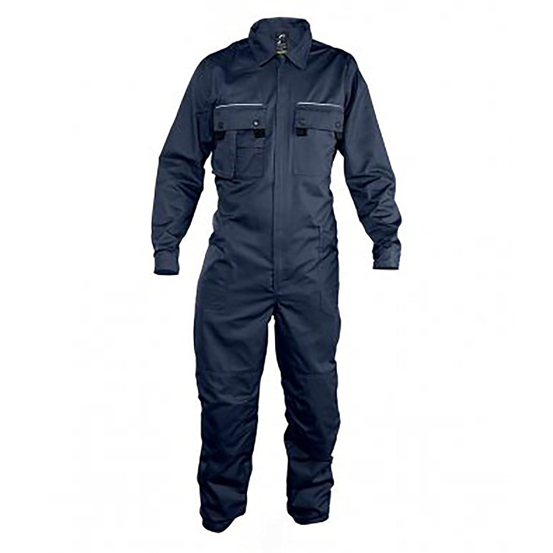 ad963eb77dc Amazon.com  SOL S Solstice Pro Work Overalls (4XL) (Bugatti Blue)  Clothing