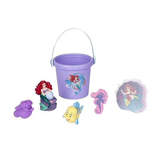 Disney Princess Ariel's Below The Sea Bath Bucket