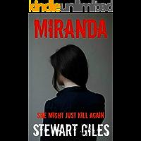 Miranda: She might just kill again (Miranda Trilogy Book 1)