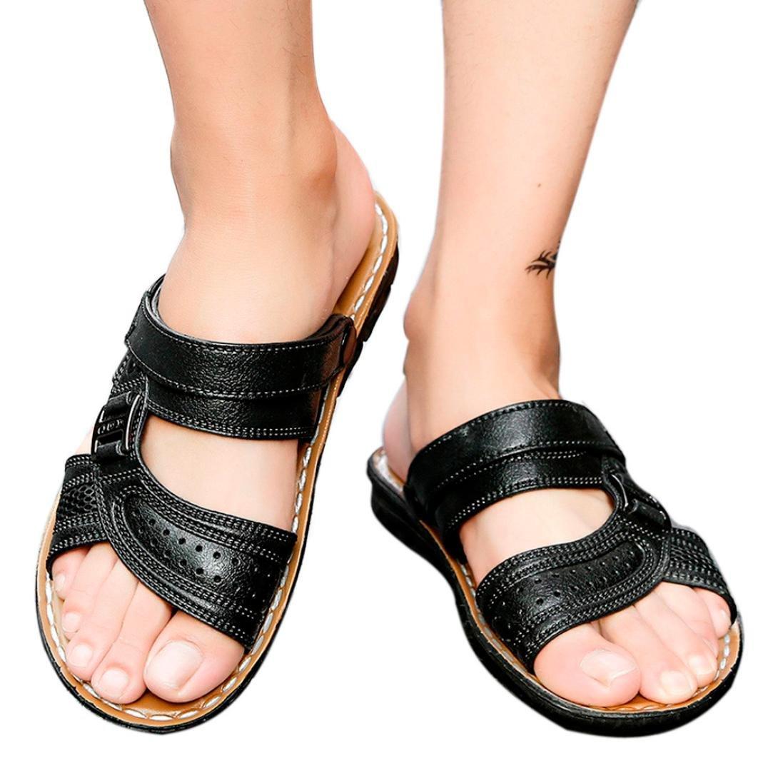 55ae772f659acc Amazon.com  Unisex Flip Flops Quick Drying Flat Sandals