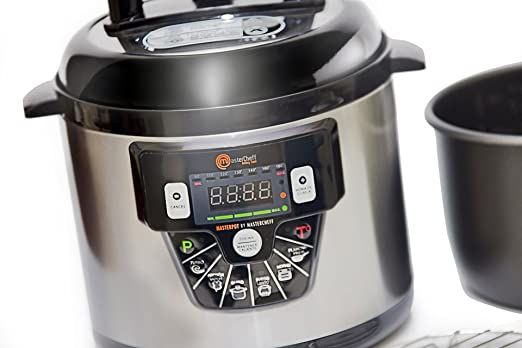 Materpot robot de cocina programable de Masterchef que cocina por ...