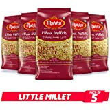 Manna Little Millet Pack of 5 (500g Each) - Kutki / Samai / Sama / Same / Chama