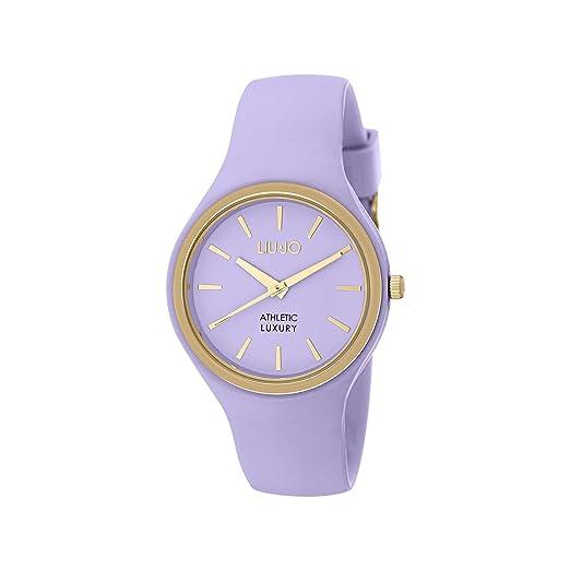 orologio solo tempo donna Liujo Sprint casual cod. TLJ1236  Amazon.it   Orologi baa24c83149