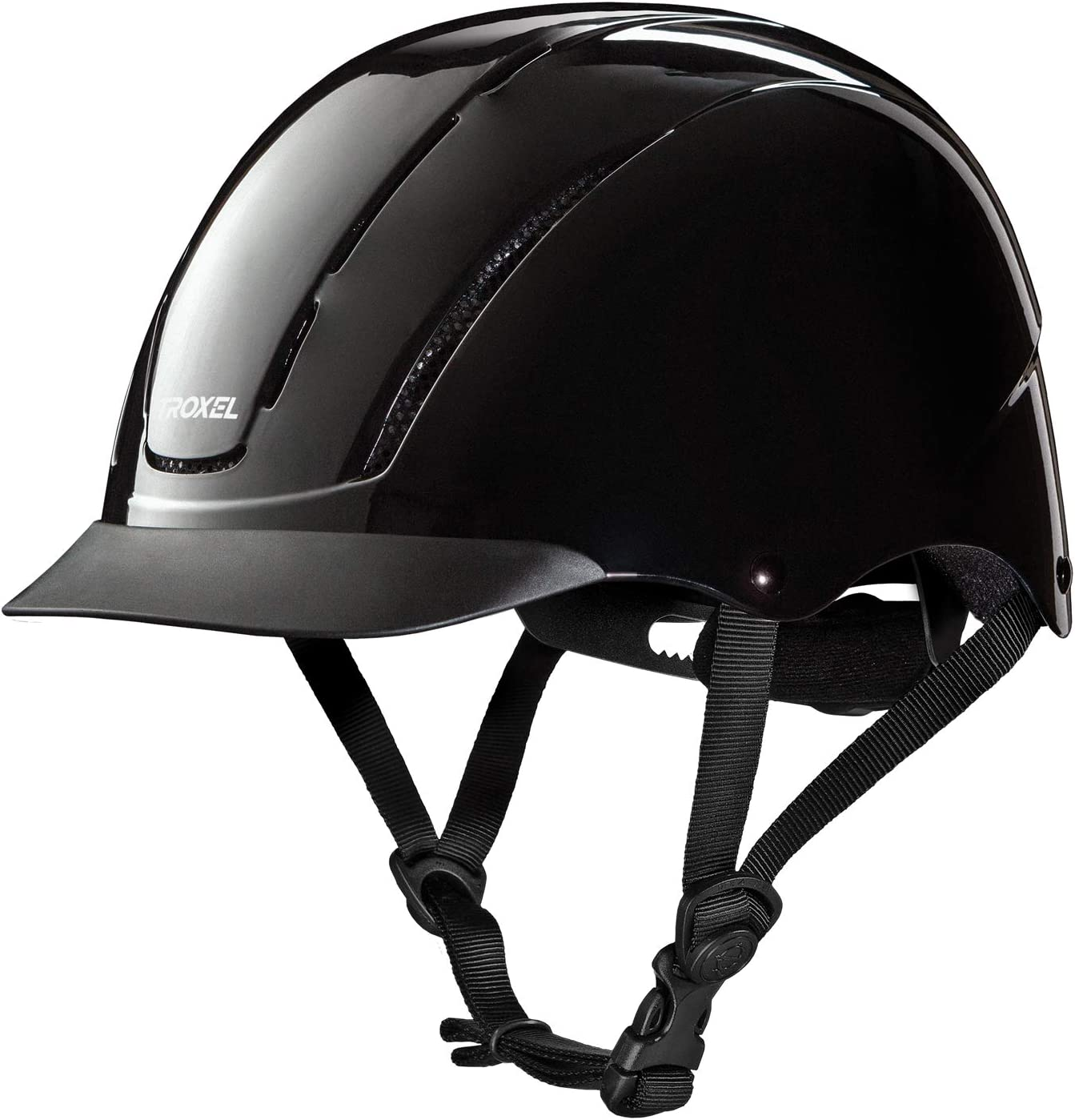 L,M,S Troxel Rebel Horse Riding Helmet Comfort Matte Finish Mesh Cover Flipfold