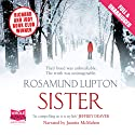 Sister Audiobook by Rosamund Lupton Narrated by Juanita Mahon